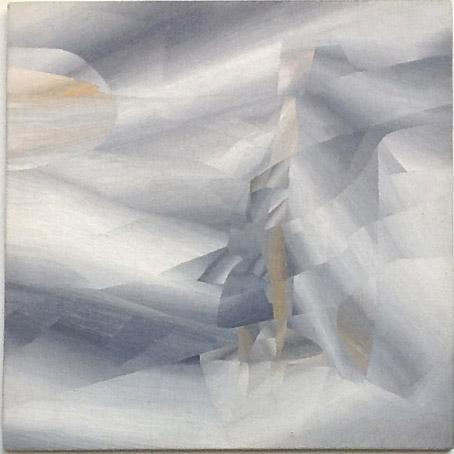 Sandro Somare opere galleria milano