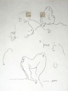 barry flanagan opere galleria milano
