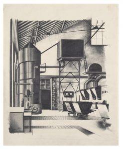 Grossberg opere galleria milano