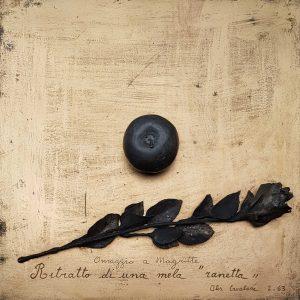alick cavaliere omaggio a magritte galleria milano